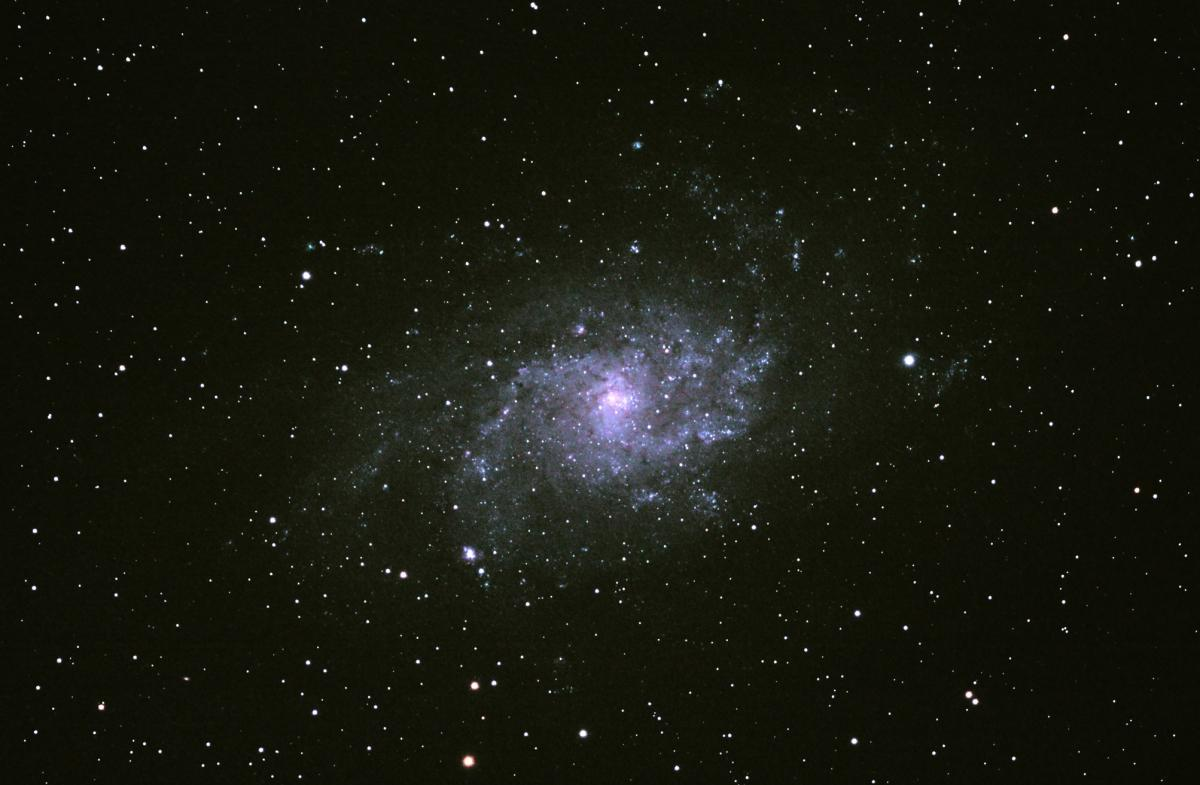 M33 - Galaxie du Triangle